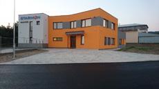 Nová provozní budova